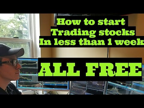 How to Start Trading Stocks for Beginners | 2017 |