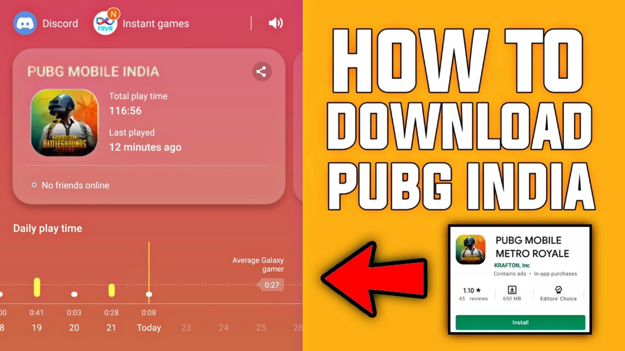 MEMES 🤣 How To Download PUBG MOBILE INDIA !! PARAS OFFICIAL