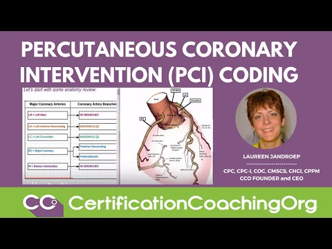 Percutaneous Coronary Intervention (PCI) CPT Coding