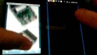 아이폰4VS갤럭시S2 인터넷 로딩속도 비교
