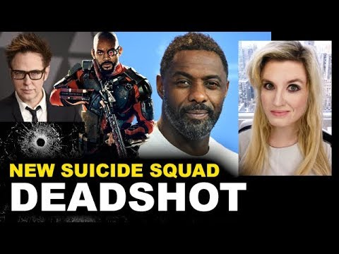 Idris Elba Is The Suicide Squad's New Deadshot. Probably