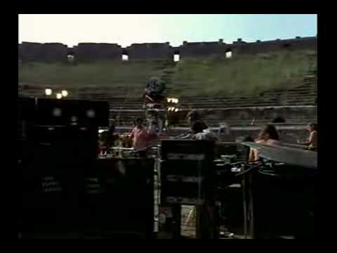 Pink Floyd Live at Pompeii (part 1)