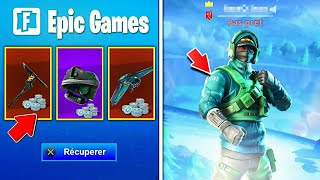 "COMMENT AVOIR LE PACK ""CONTRE ATTAQUE"" ET 2000 V-BUCKS sur FORTNITE Battle Royale 😱 (PACK REFLEX)"