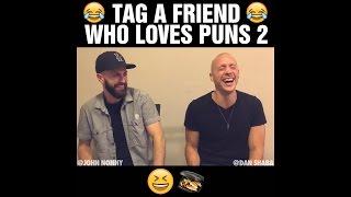 Spontaneous puns 2! (Spun-taneous)