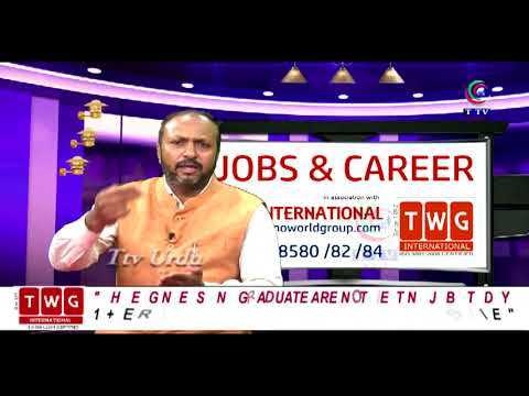 Careers in logistics and supply chain management-Scope,Job Opportunities-TWG INTL-P2(04-10-2017)