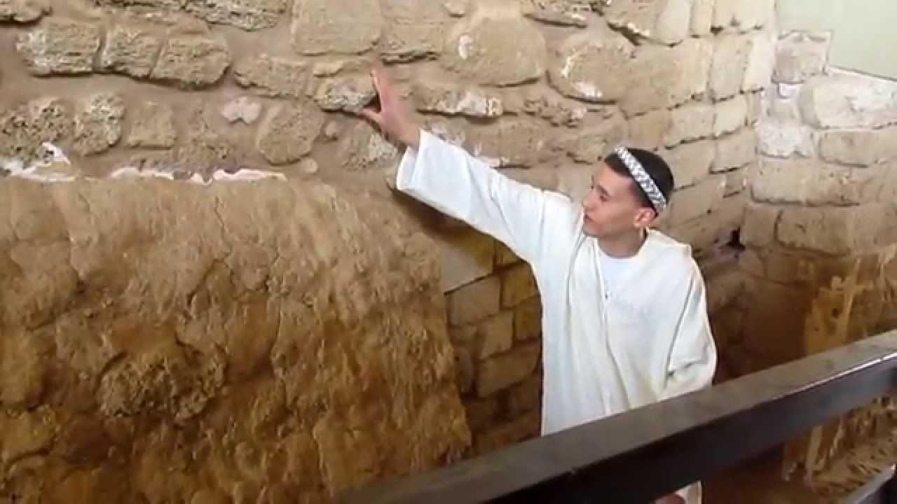 השער הכנעני גן לאומי אשקלון