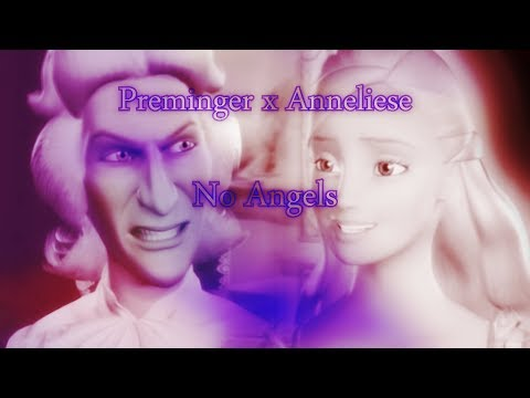 Preminger x Anneliese ~ No Love From Me