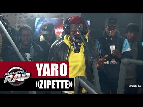 """[Exclu] Yaro """"Zipette"""" #PlanèteRap"""