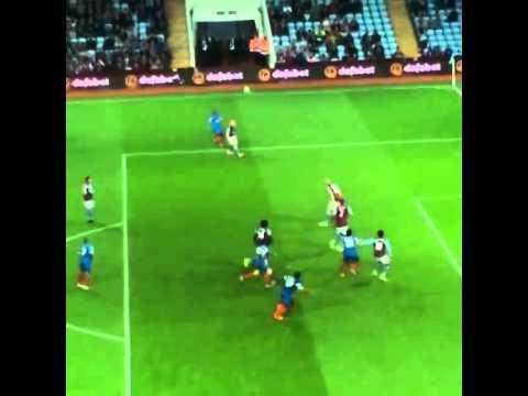Romain Vincelot Goal - Aston Villa 0-1 Leyton Orient