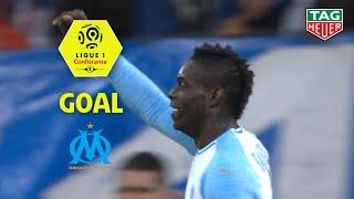Goal Mario BALOTELLI (61') / Olympique de Marseille - OGC Nice (1-0) (OM-OGCN) / 2018-19