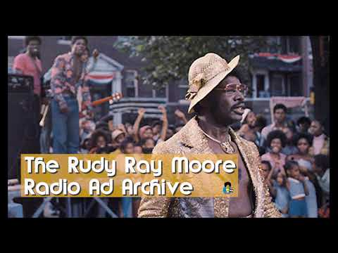 Dolemite: The Complete 1970s Radio Ads | Rudy Ray Moore #DolemiteIsMyName