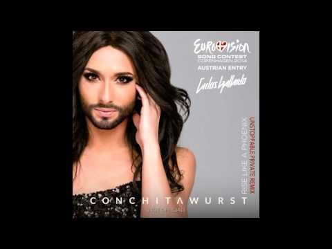 Conchita Wurst - Rise Like A Phoenix (Carlos Gallardo Unstoppable Private Remix)