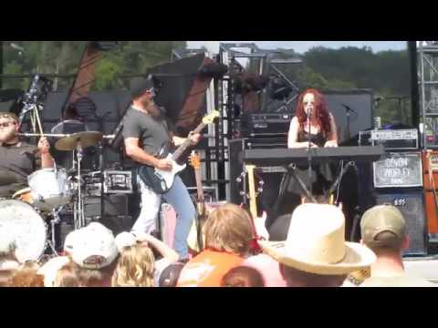 Devon Worley Band : Apollo @ Country On The River 8/4/2017