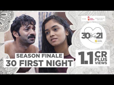 30 Weds 21 Web Series | Episode 6: 30 First Night | Girl Formula | Chai Bisket