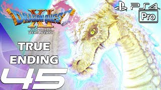DRAGON QUEST XI Gameplay Walkthrough Part 45 True EndingTrue Final Boss