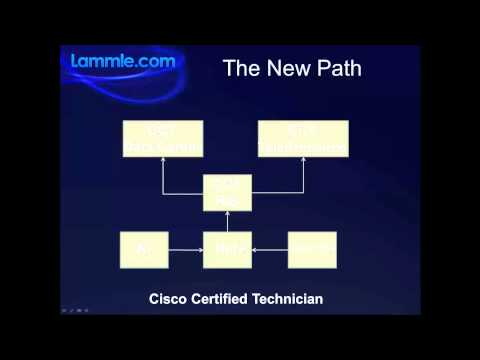 The New Cisco CCT Certifications - Todd Lammle Dynamic Update 3 ...