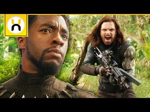 How Black Panther Affects Bucky Barnes Future in the MCU