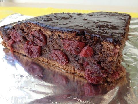 Торт Пьяная вишня Нежный и Сочный | Cherry Cake
