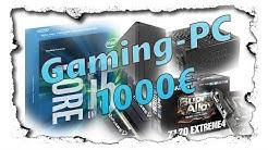 Gaming PC/ System/ Rechner  für 1000€, Juli 2016 Zusammenstellung, PC Build, German/Deutsch