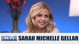 Sarah Michelle Gellar's marriage secret || STEVE HARVEY
