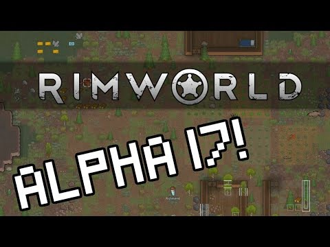 Rimworld Alpha 17 - Swamp Life! - Let's Play Rimworld Alpha 17 Gameplay