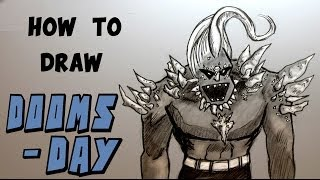 Ep. 126 How to draw Doomsday + IMPORTANT LESSON