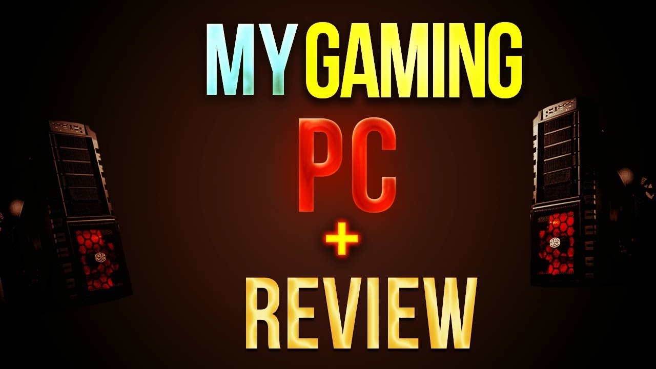 My New Gaming Pc From Ironside Computers Review Pc Gameplay Youtube