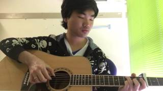 Tonight I celebrate my love for you - guitar fingerstyle cover by Sor Someta