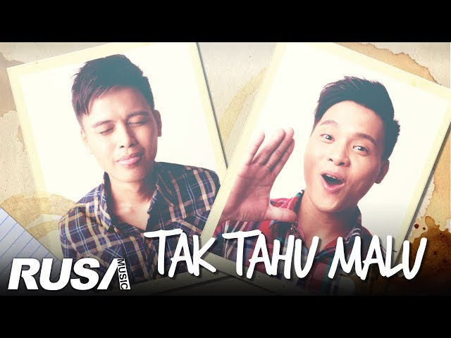 Atmosfera - Tak Tau Malu [Official Lyrics Video]
