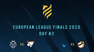 R6 EU League Finals - Day 2