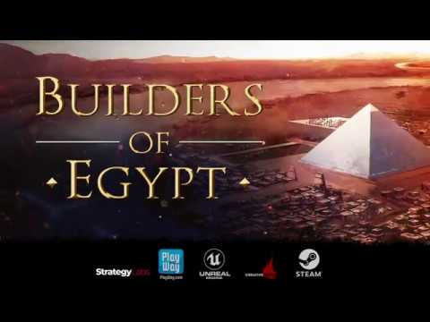 Builders Of Egypt Trailer