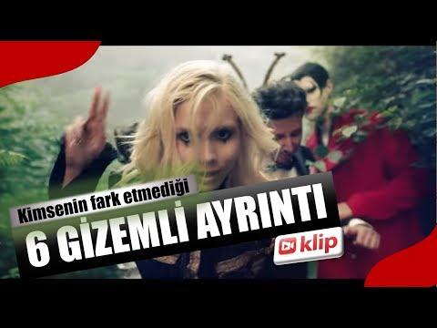 Aleyna Tilki YALNIZ ÇİÇEK ft. Emrah Karaduman (Klip İnceleme 1) Klipteki 6 Ayrıntı...