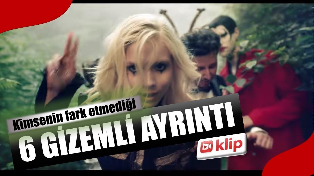 Aleyna Tilki Yalniz Cicek Ft Emrah Karaduman Klip Inceleme 1 Klipteki 6 Ayrinti Youtube