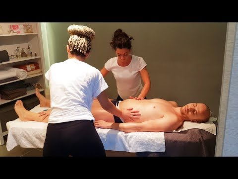 Massage girls paris