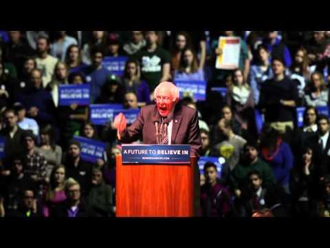 Bernie Sanders: Corporate America should invest in Michigan manufacturing