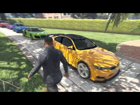 GTA 5 MEGA ULTRA RICH HOUSE