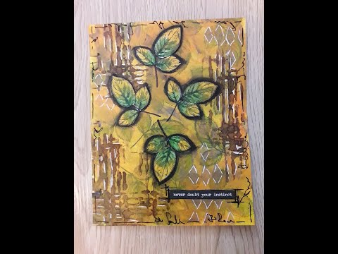 Art Journal page: Never Doubt Your Instinct from YouTube · Duration:  25 minutes 21 seconds