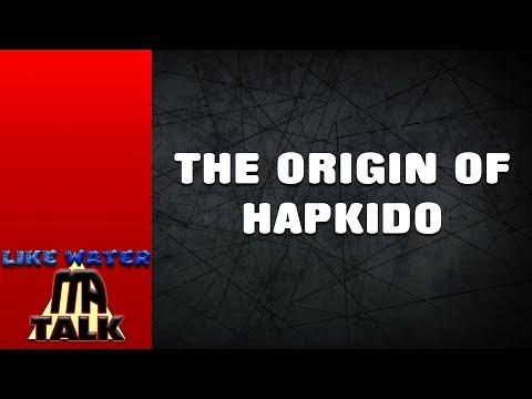 The Origin Of Hapkido