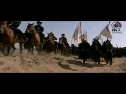 The war between Muslims and Mongols (The Batttle of Ayn Jalout) - HD
