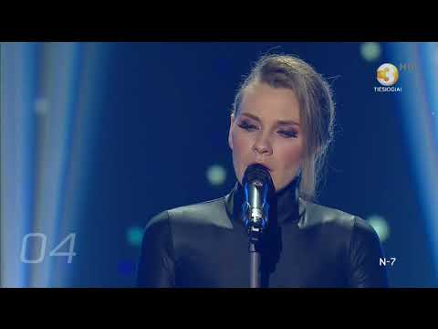 Monika - Nothing Compares 2U by Sinéad O'Connor (Live)