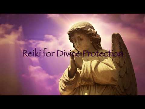 Reiki for Divine Protection
