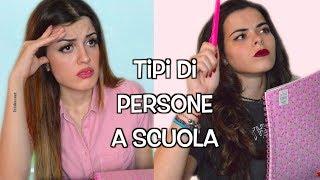 TIPI DI PERSONE A SCUOLA | Double C Blog Mp3