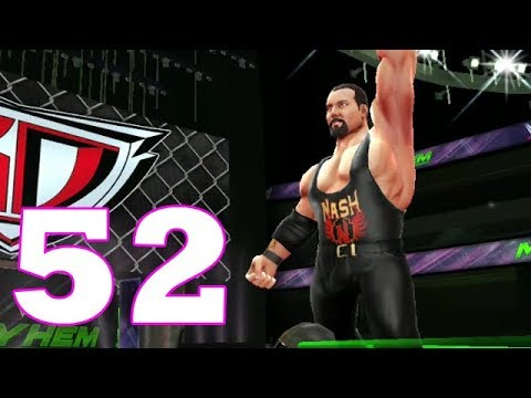 Download WWE Mayhem - Big Daddy Cool - Part 52 [Season 17 Episode 3/3] - Android Gameplay