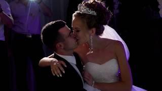 💖 Очень красивый первый свадебный танец молодых 💒 📹 СтудияНастроение.рф