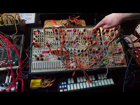 TFoM2017 - Industrial Music Electronics