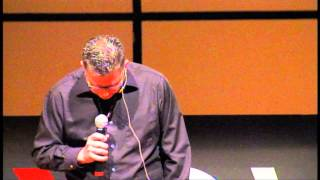Fatherless to Fatherhood: The Journey   Jason Pockrandt   TEDxSVSU