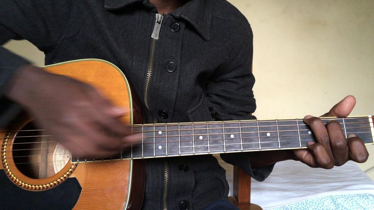 F2 Guitar Chord Progression Youtube