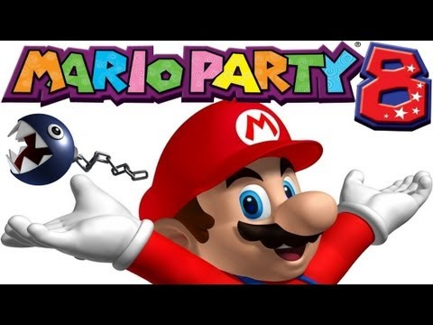 Mario Party 8 - ENGLISH - Super Mario Party With Luigi (Videogame - Gameplay - Game On Test)