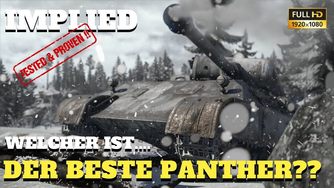 Panther Spiele