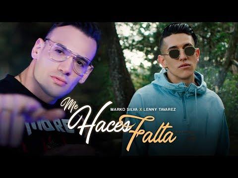 Me Haces Falta - Marko Silva Feat Lenny Tavarez (Video Oficial)